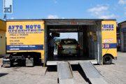 Na punktu u Karakaju provjera tehničke ispravnosti vozila