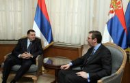 Sastanak Dodika i Vučića u Beogradu