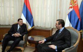 Sutra sastanak Nikolića i Vučića sa zvaničnicima Srpske