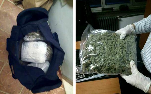 MUP RS sproveo akciju Tranzit: Oduzeto 11 kilograma skanka od deset dilera