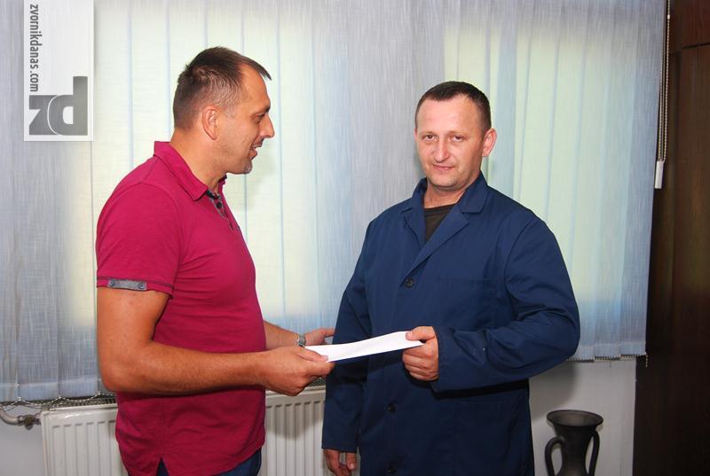 Photo of Dragan Filipović dobio blizance i – 1.000 maraka od sindikata!
