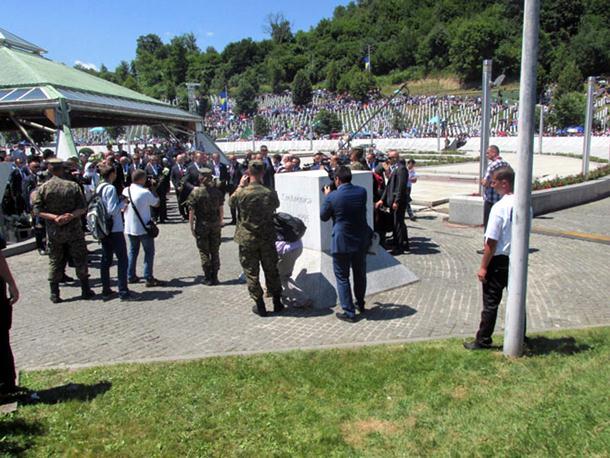 Photo of Sahranjeno 127 srebreničkih žrtava