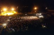 Prepun stadion na koncertu Ace Pejovića