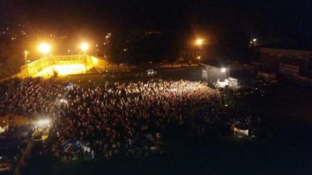 Photo of Prepun stadion na koncertu Ace Pejovića
