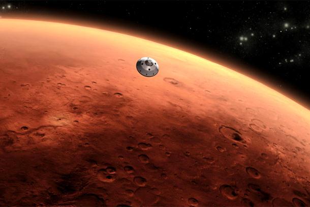 Photo of Uspješna proba rakete koja će voziti ljude na Mars