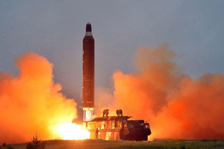 Photo of Sjeverna Koreja ispalila tri balističke rakete, oštre reakcije iz Južne Koreje