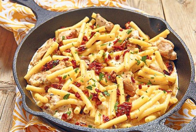 Recept dana: Ljuta tjestenina s piletinom