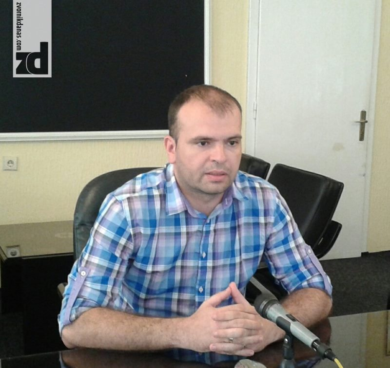 Photo of Zamjenik gradonačelnika Zvornika Bojan Ivanović: Regulacija Sapne i rekonstrukcija gradskih ulica i Mosta najobimniji projekti