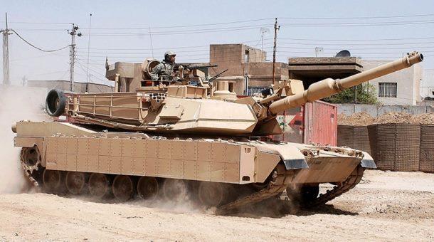 Američki tenk M1 Abrams