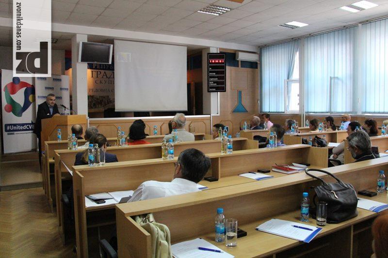 "Photo of U Zvorniku danas Konferencija ""Multisektorski odgovor na nasilni ekstremizam"""