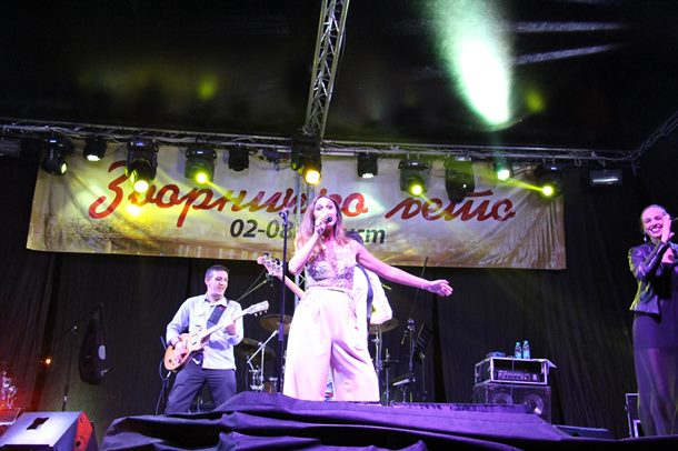 Photo of Zvornični uživali uz Aleksandru Radović, večeras koncert Atomskog Skloništa