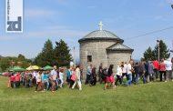 Liturgijom u hramu na Đurđevgradu počelo obilježavanje slave grada