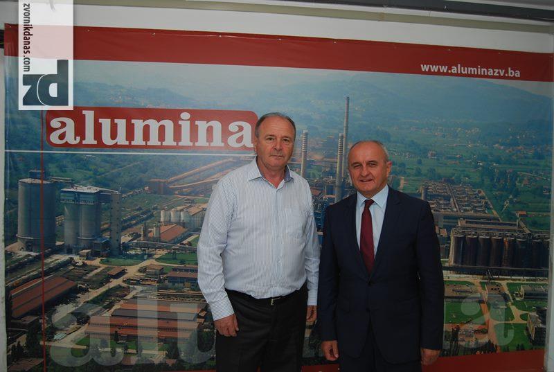Ministar Đokić u Alumini (4)