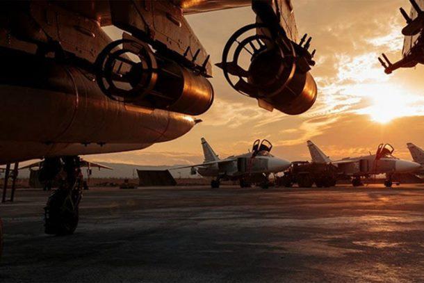 Prva ruska avio-baza u inostranstvu nakon raspada SSSR-a