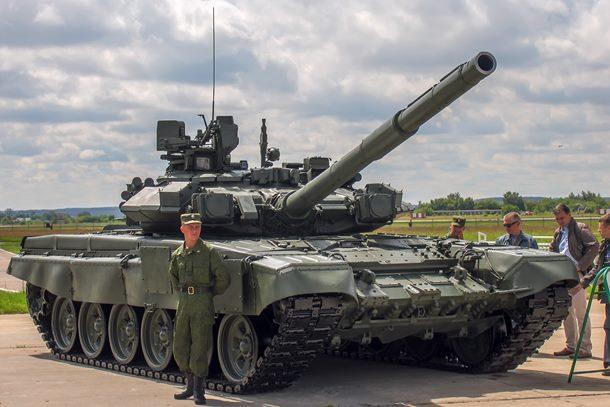 """Photo of Američki """"M1 abrams"""" i ruski """"T-90"""" predvode najbolje tenkove"""