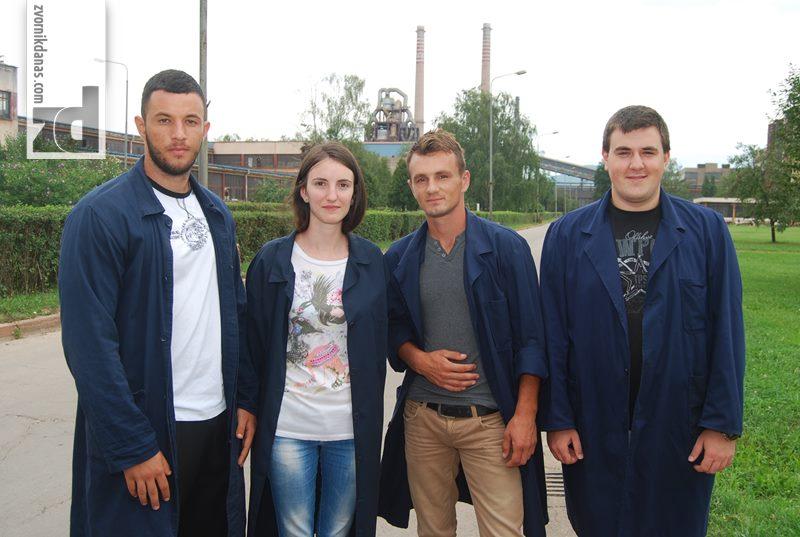 """Photo of Studenti tehnološkog fakulteta Zvornik na  stručnoj praksi u kompaniji """"Alumina"""""""