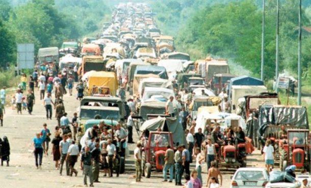 Photo of Američki pisac: Pravi genocid je počinjen u Srpskoj Krajini, a ne u Srebrenici