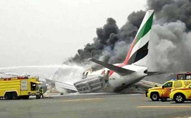 Photo of Drama na pisti aerodroma u Dubaiju: Putnik iz BiH bio u avionu koji je eksplodirao