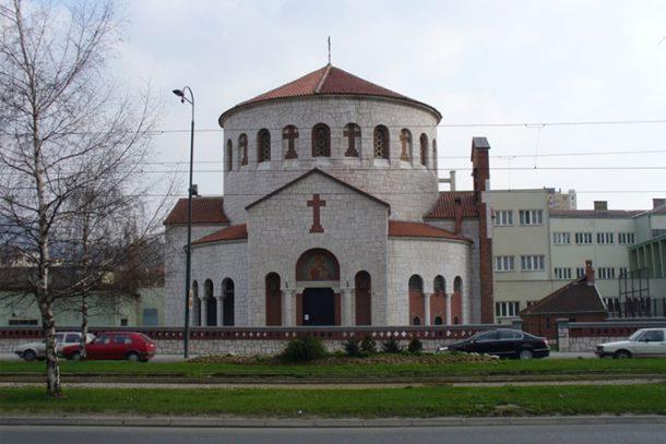 Photo of Zapaljen hram Preobraženja Gospodnjeg u Sarajevu