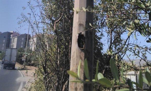 Mostar: Zoljom pucao na policijsku nadzornu kameru!