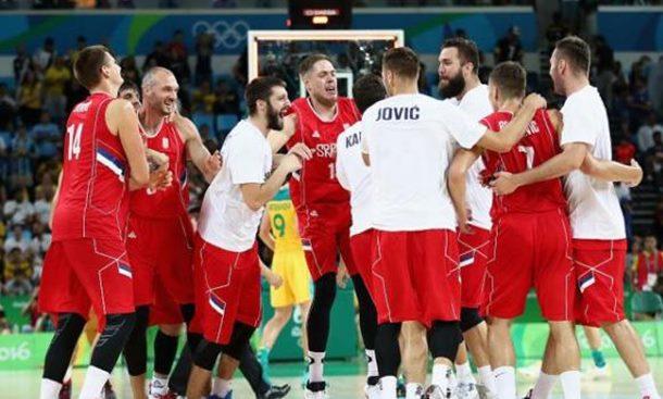 Šlag na torti, Srbija – SAD: Ovako srpski košarkaši razmišljaju pred utakmicu