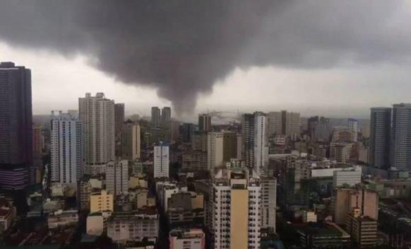 Tornado protutnjao kroz milionski grad, stanovnici zatečeni (video)