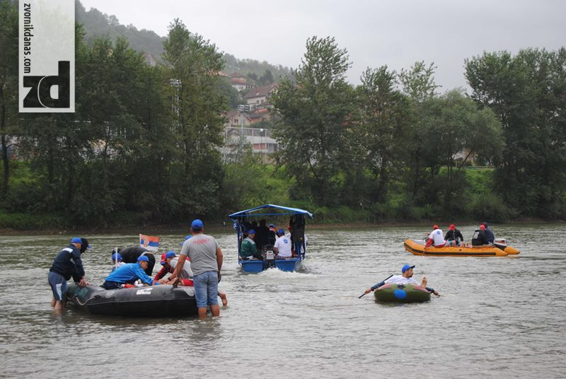 "Photo of Vremenske prilike na strani zvorničkih ""regataša"""