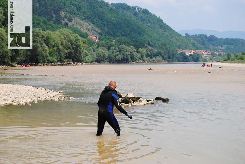 Photo of Mutna Drina još skriva tijelo Andreja Beuca (foto)