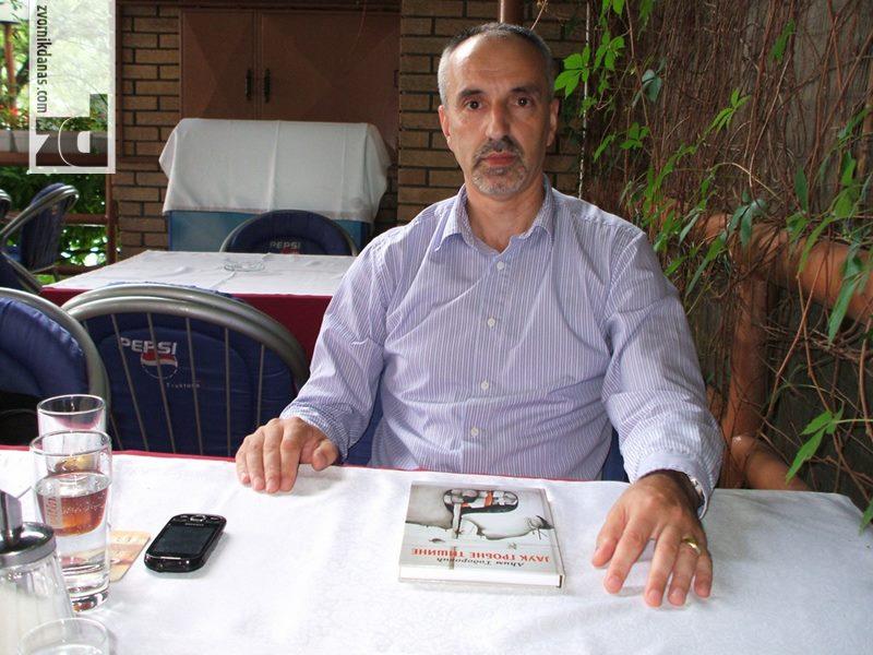 Photo of U Zvorniku predstavljen drugi roman Aćima Todorovića, književnika iz Vlasenice – Jauk grobne tišine