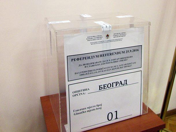 Otvorena glasačka mjesta u Srbiji, Rusiji, Belgiji, Holandiji i Francuskoj