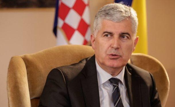 Čovićev prijedlog: Četiri federalne jedinice u BiH
