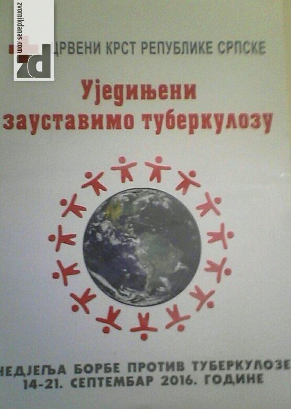 Photo of Nedelja borbe protiv tuberkuloze
