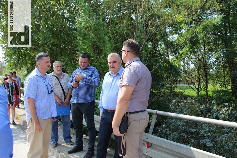 Photo of Počela regulacija dijela korita rijeke Sapne