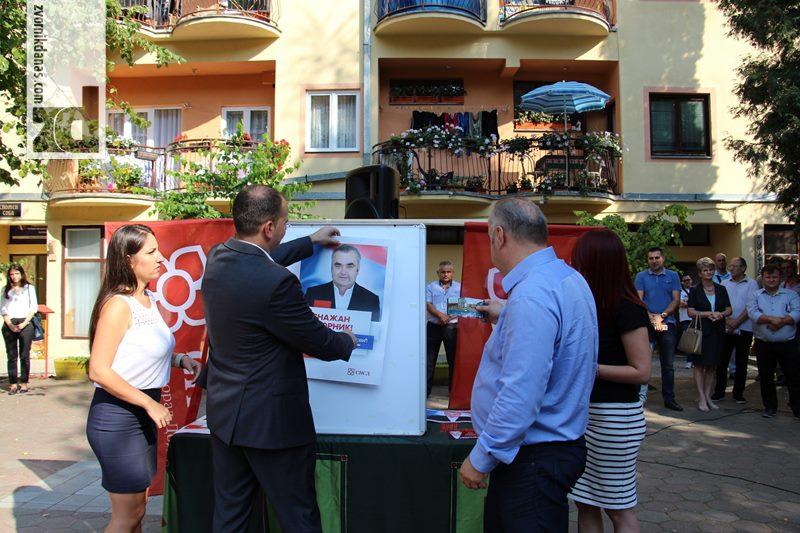 Photo of Zvornički SNSD počeo predizbornu kampanju