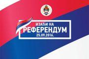 Građani Srpske odlučuju o Danu Republike, otvorena glasačka mjesta