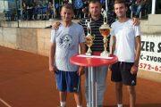 Završena Regionalna ljetnja liga u tenisu: Pehar Predragu Novakoviću