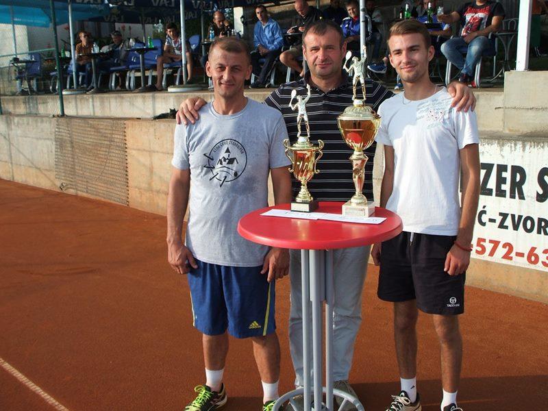Photo of Završena Regionalna ljetnja liga u tenisu: Pehar Predragu Novakoviću