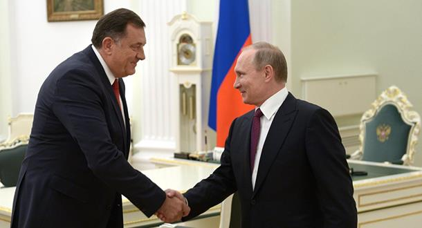 Photo of Putin i Dodik u Moskvi: Referendum je pravo naroda (foto)