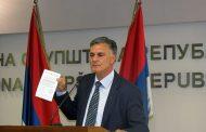 Karan: Bespredmetno poziv uputiti predsjedniku Srpske