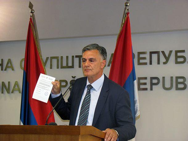 Karan: U Srebrenici će biti održan referendum