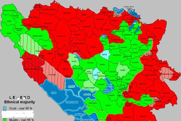 Srpska ne želi novo krojenje teritorije na njenu štetu