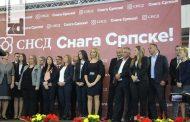 U Zvorniku velika podrška Dodiku i SNSD-u
