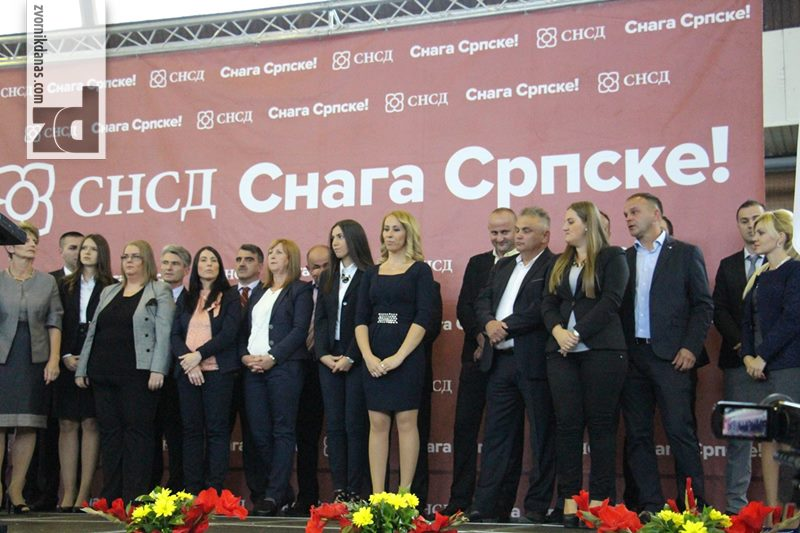 Photo of U Zvorniku velika podrška Dodiku i SNSD-u