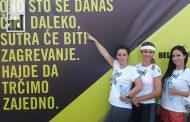 Zvornički rekreativci na Nike trci u Beogradu