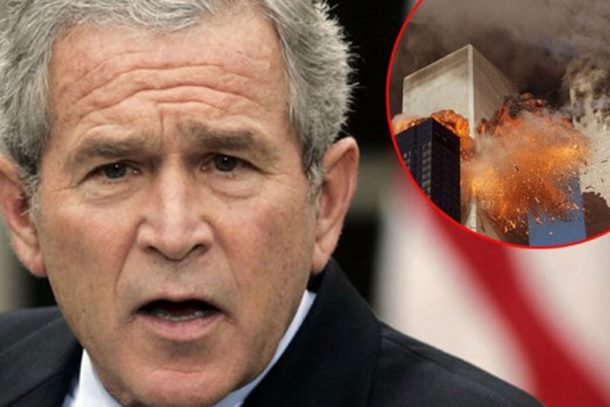 Bilješke portparola Bijele kuće u vezi napada 11. septembra: Buš jedva čekao osvetu