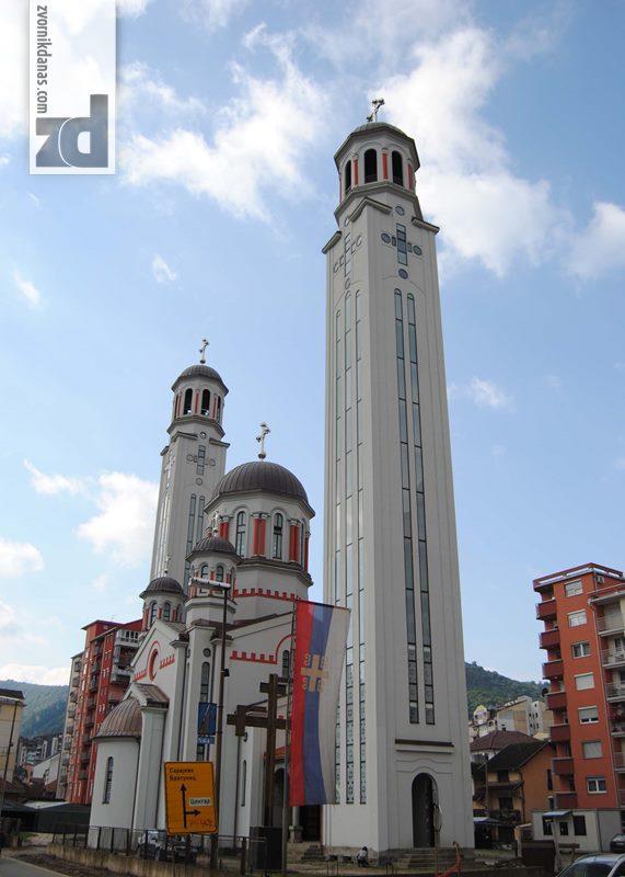 Photo of Danas krsna slava Sabornog hrama u Zvorniku (foto)