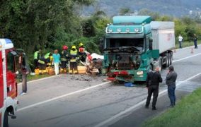 Poginule četiri osobe kod Banje Koviljače, među njima i dvogodišnja djevojčica
