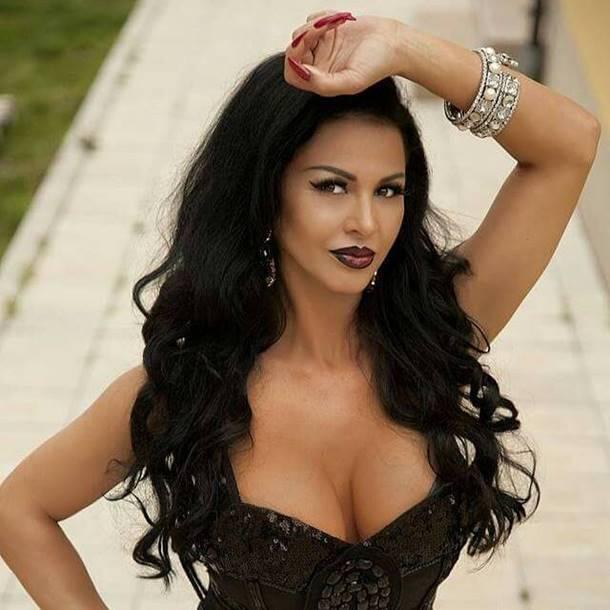 Photo of Tina Ivanović u diskoteci Magic Sky
