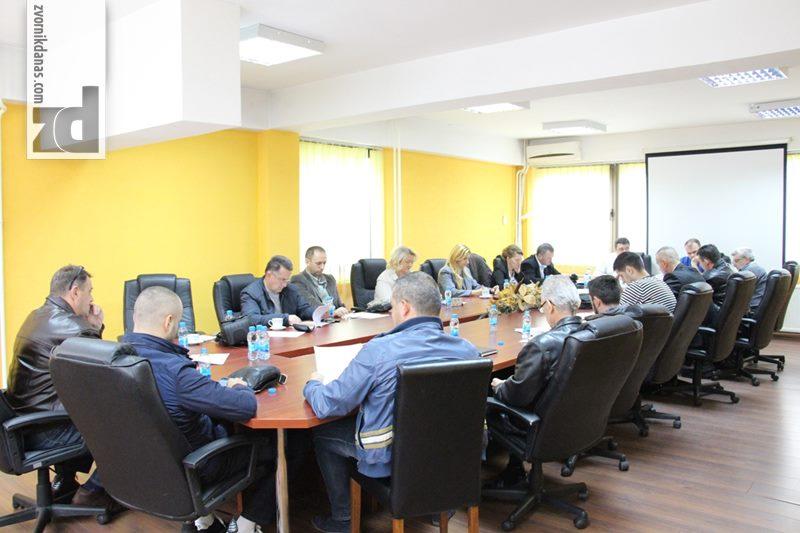 Usvojen Plan aktivnosti na sprovođenju mjera zaštite i spasavanja od većih sniježnih padavina i snijega na području grada Zvornik