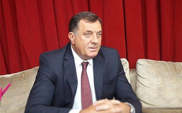 Dodik: Odluka o reviziji - završni akt nepovjerenja u BiH
